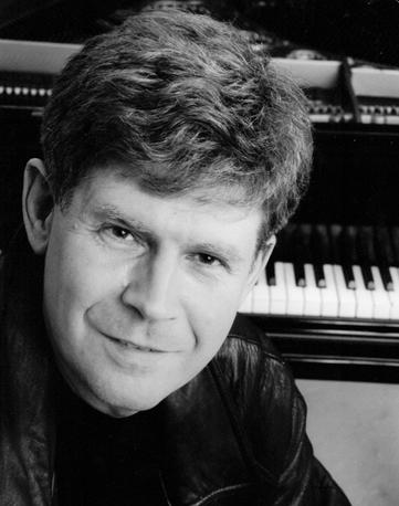 Pianist, conductor, and educator Ian Hobson